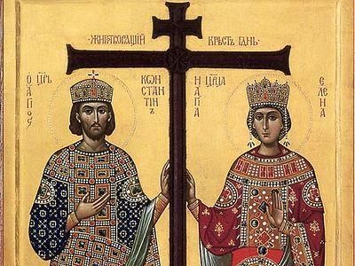 Крест – символ победы жизни над смертью