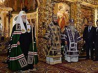 Слово в праздник Крестовоздвижения в Иосифо-Волоцком монастыре