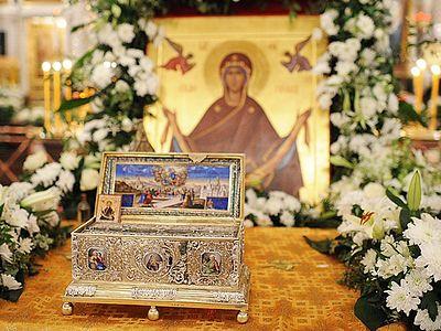 The Holy Belt (Zoni) of the Theotokos to Visit Chalkida, Greece