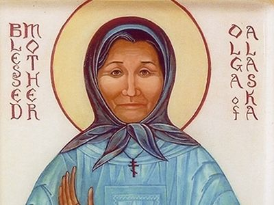 Matushka Olga Michael: A Helper in Restoring the Work of God's Hands