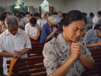 China Intensifies Crackdown on Christian Churches