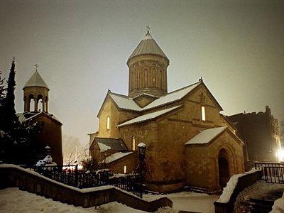 Azerbaijan to Warm Georgian and Armenian Churches