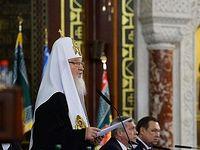Выступление на V Международном конгрессе казаков
