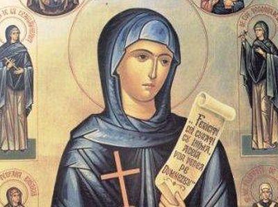 St. Paraskeva of Iasi is Celebrated Throughout Romania