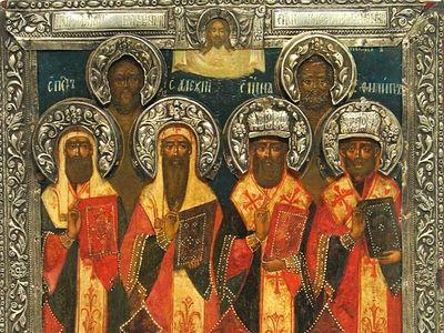 Собор Московских святителей