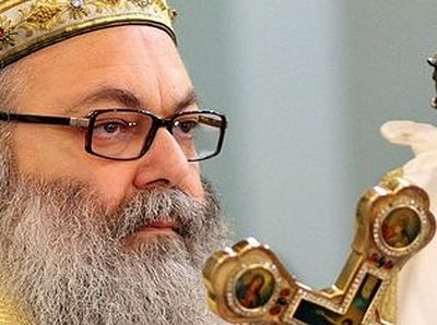 "Patriarch John X: ""We were appointed to defend Christianity"""