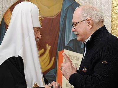 Никита Михалков удостоен ордена святого благоверного князя Даниила Московского