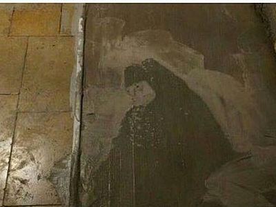 Грузия: в монастыре Самтавро проявился образ преподобного Гавриила (Ургебадзе)
