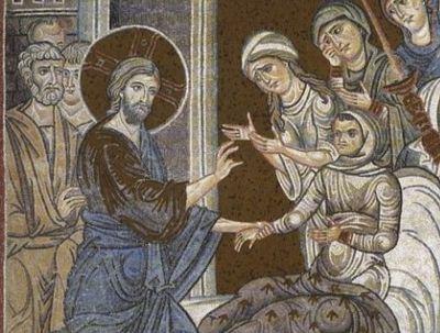 Sermon on the Widow of Nain (21st Sunday after Pentecost 2015)