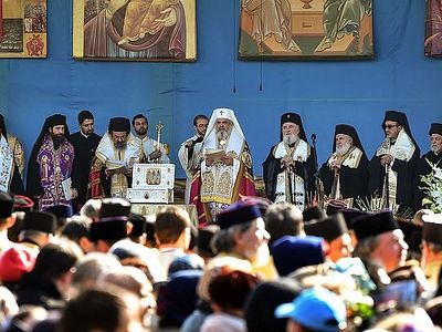 The Three Holy Hierarchs – Teachers, Intercessors and Protectors of Orthodoxy