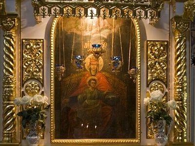 Икона Божией Матери «Державная» будет принесена на выставку «Православная Русь. Моя история. От великих потрясений к Великой Победе»