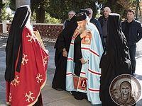 Начался визит Предстоятеля УПЦ на Святую Гору Афон