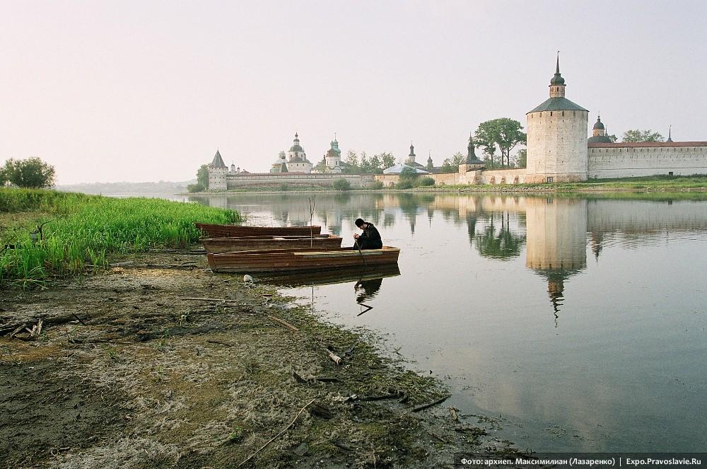 Молитва инока. Кирилло-Белозерский монастырь