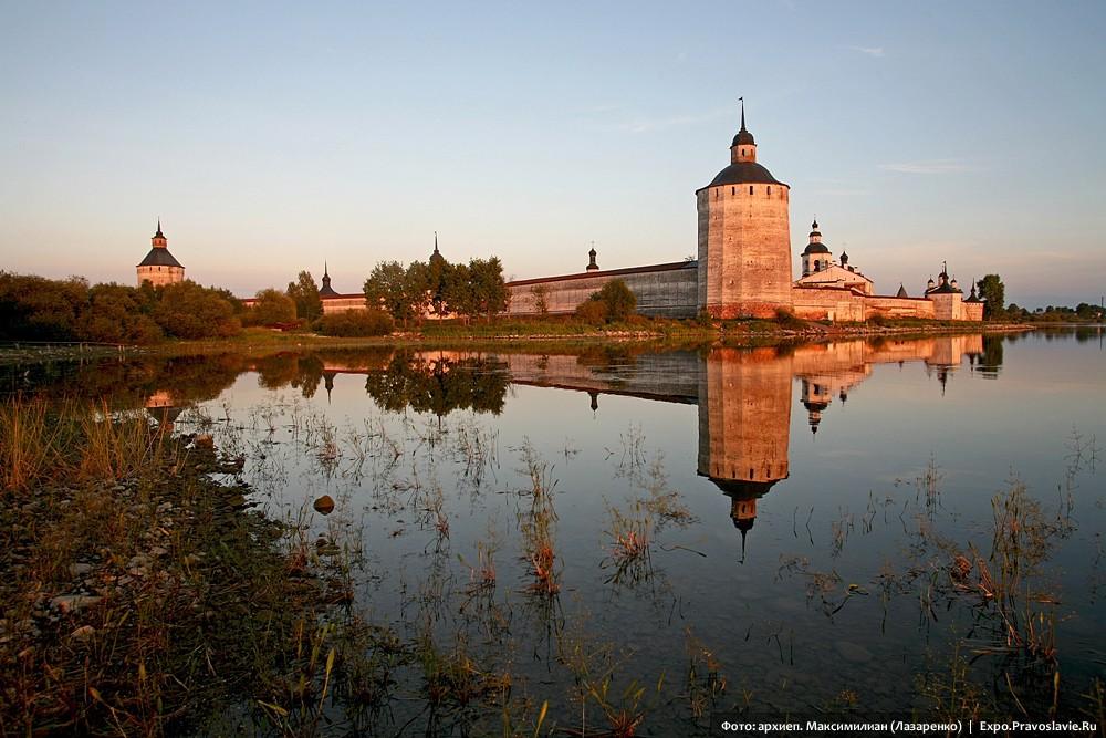 Северный страж. Кирилло-Белозерский монастырь
