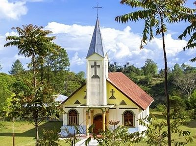 """How Indonesia's """"Religious Harmony"""" Law Has Closed 1,000 Churches"""