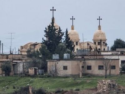 Hundreds of Christian Fighters Battle to Defend Biblical Syrian Town From ISIS