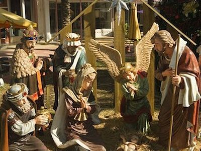 Nativity Scene Won't Be Displayed in Minnesota City Park After Threat from Atheist Group