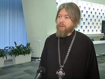 Интервью епископа Егорьевского Тихона (Шевкунова) для ТК «Царьград»