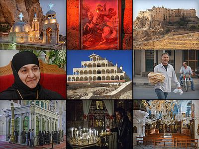 Довоенная Сирия: мирная жизнь и святыни (ФОТОГАЛЕРЕЯ)