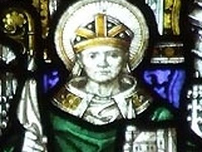 Venerable Illtyd, Abbot of Llantwit Major in Wales and the Teacher of the Welsh