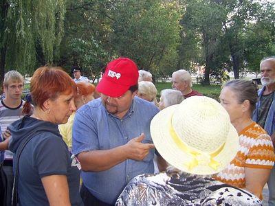 Коммунисты в Саратове пытаются помешать строительству храма