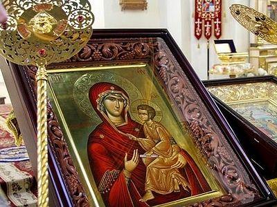 Луганск встретил икону Божией Матери «Скоропослушница» (ФОТО, ВИДЕО)