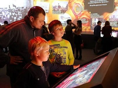 Выставку «Моя история. 1914 – 1945 гг. От великих потрясений к Великой Победе» посетило 272 159 человек