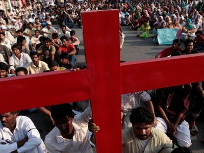 Pakistan Might Ban Blasphemy Laws After 60,000 Killed, Brother of Murdered Christian Official Says
