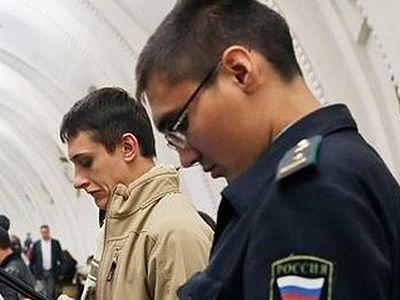 В московском метро появился имитационный Wi-Fi с угрозами от имени ИГ