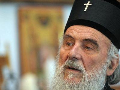 Patriarch Irinej Urges Former Kosovo Residents To Return