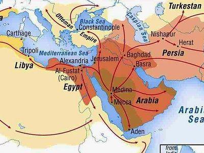 Лекция 12. Войны с арабами и компромиссы с монофизитами