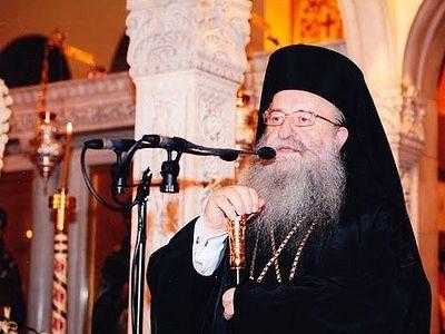 Митрополит Фессалоникийский Анфим: В Европе ислам заполнил пустоту атеизма