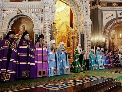Проповедь в день памяти святителя Филарета Московского