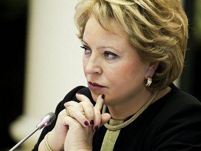 Валентина Матвиенко: аборт - убийство, и нужно об этом открыто говорить