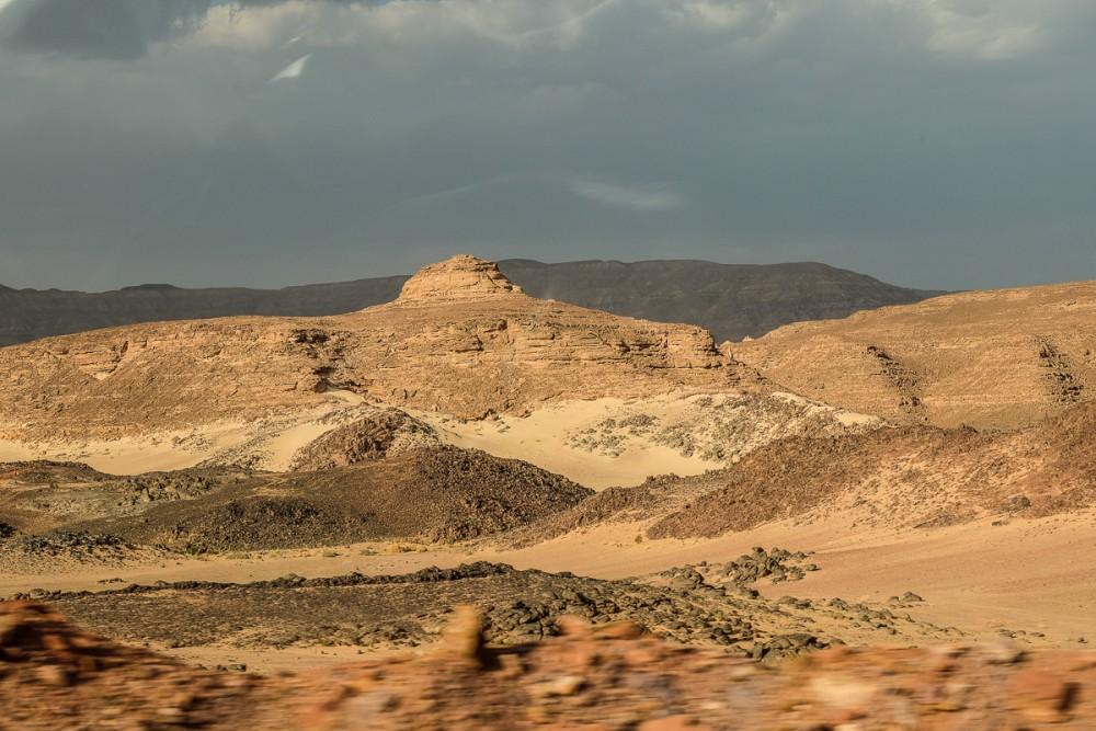 Пустыни Синая