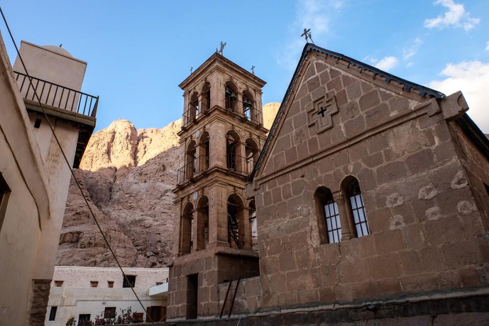 Базилика Преображения и колокольня