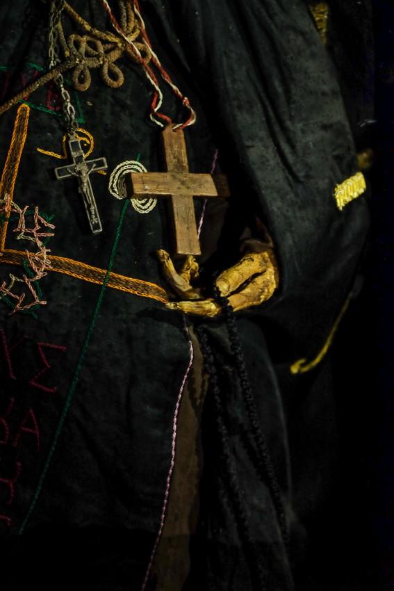 Нетленные мощи св. Стефана