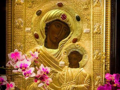 В Грузии обретена чудотворная икона Пресвятой Богородицы