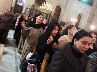 Coptic monastery threatened by Islamic extremists in Egypt