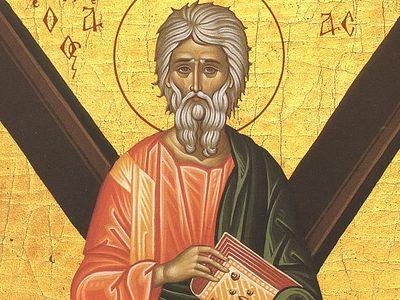 Андрей Первозванный: уловивший Русь Христу