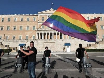 Greece will vote to extend civil unions law to same-sex couples