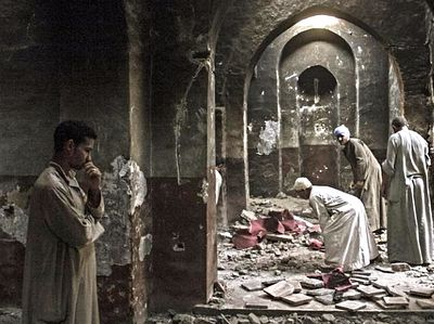 Globally, religious persecution is Christian persecution