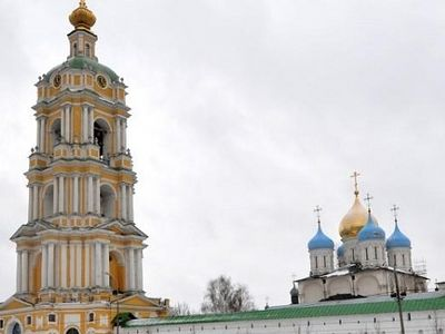 Moscow monastery gathered more than thousand gifts for children of DPR and LPR