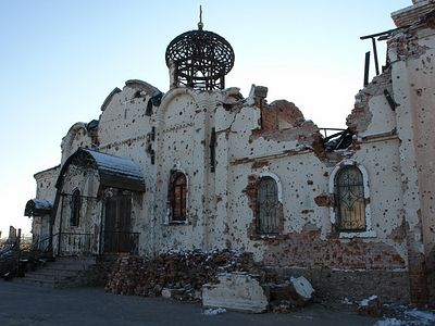 Belarusian Orthodox Christians Support the People of Donbass