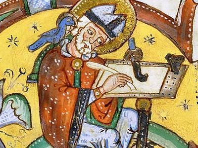 Святитель Григорий Великий Двоеслов
