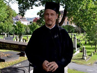 О том, как в русском храме Норвегии финн служит