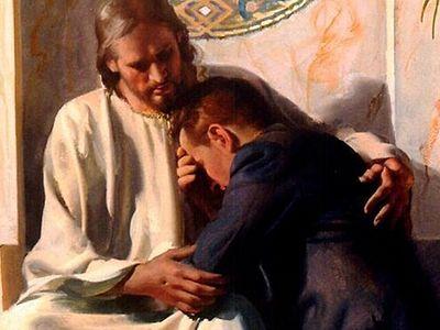 Покаяние – сладкая скорбь души