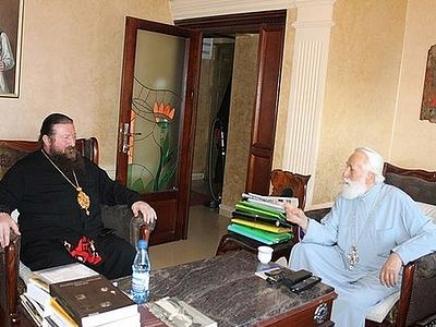 Montenegrin frauds passed a schismatic off as representative of Georgian Church