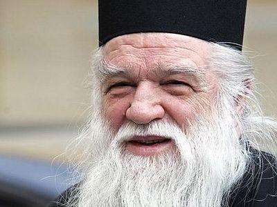 Митрополит Калавритский Амвросий: Сегодня нашей Грецией управляют неверующие люди!