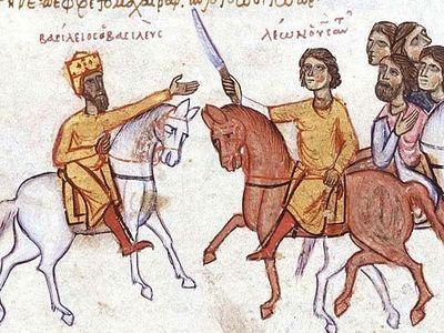 Л. 16. Византия в IX-XII вв.